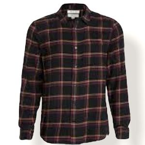 Madewell Men's Flannel Shirt size small